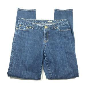 Ralph lauren Womens blue denim skinny Jean's